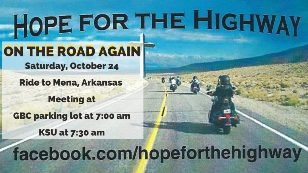 Hope for the HIghway- 10.24.20