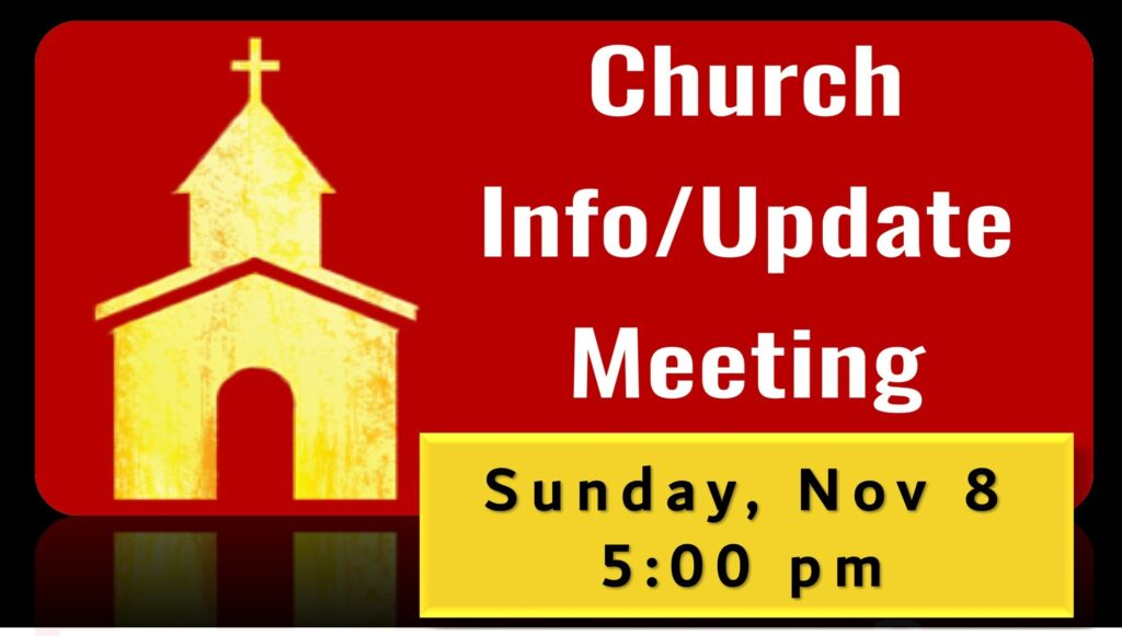 Information Meeting- Updated 11.8.20