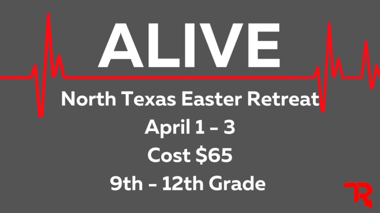 North Texas Easter Retreat HS